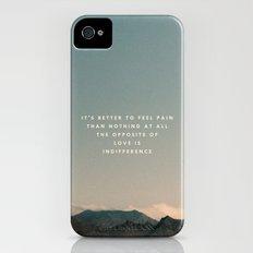 Stubborn Love iPhone (4, 4s) Slim Case