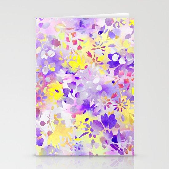 Floral Spirit 2 Stationery Cards
