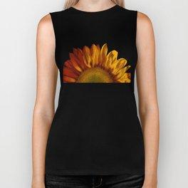 A Sunflower Biker Tank