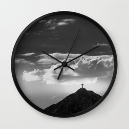 Juarez Mexico Wall Clock