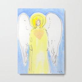 Guardian Angel Metal Print