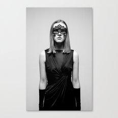Metamorphosing Monochromes Canvas Print