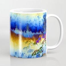ABSTRACT - My blue heaven Mug
