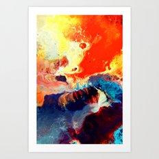 Vista Art Print