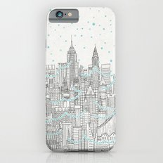 Winter in New York Slim Case iPhone 6