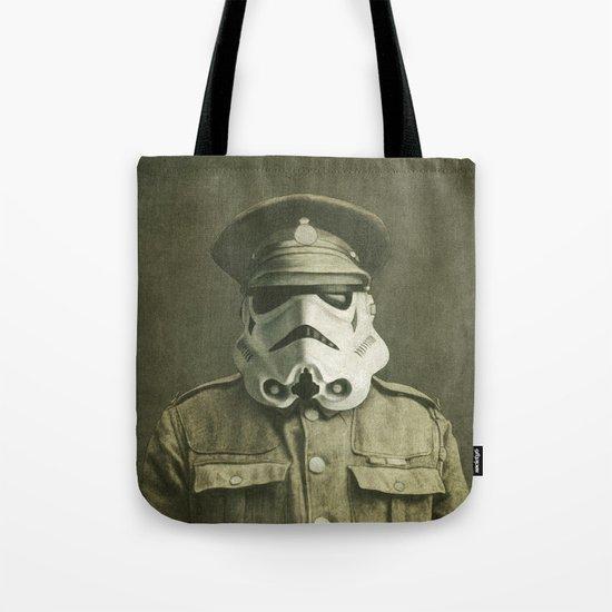 Sgt. Stormley  Tote Bag