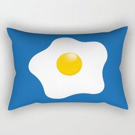 EGG tastic - the sunny side up Rectangular Pillow