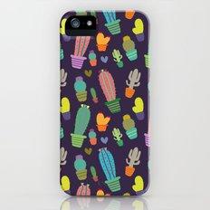 Cactus pattern  iPhone (5, 5s) Slim Case