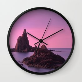 Arrecife de las Sirenas Wall Clock