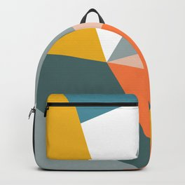 Modern Geometric 33 Backpack