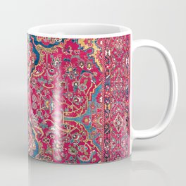 Bakhtiari West Persian Rug Print Coffee Mug
