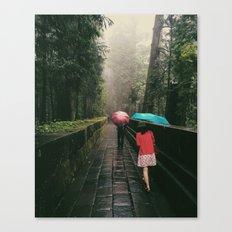 Nikko, Japan Canvas Print