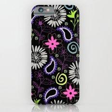 PAISLEY FLORAL Slim Case iPhone 6s