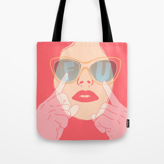 the subtle art of... Tote Bag