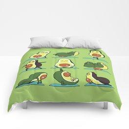 Avocado Yoga Comforters