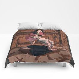 Elementary - that kinky AU Comforters