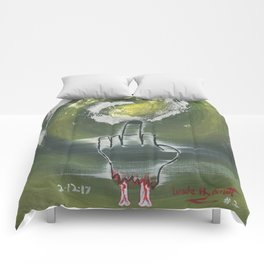 The Severed Birdie Comforters