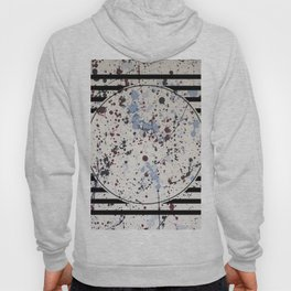 Attraction - circle graphic Hoody
