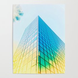 Downtown Vibe Poster