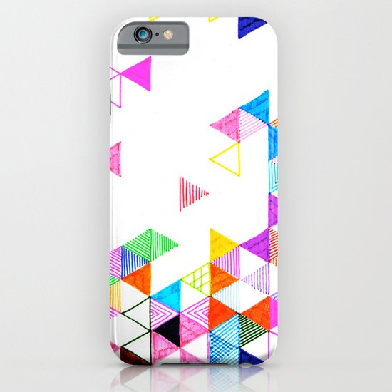 Falling Into Place iPhone & iPod Case