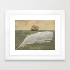 Far From Nantucket  Framed Art Print