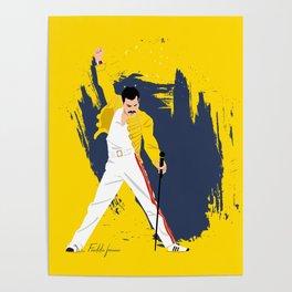 Freddie Forever Poster