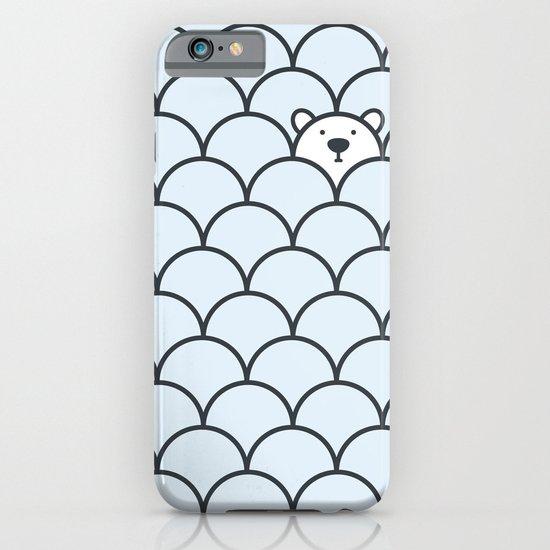 The Last Polar Bear iPhone & iPod Case