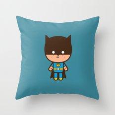 #51 The Bat man Throw Pillow