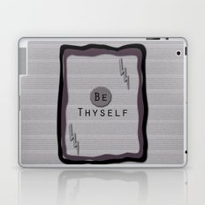 Be Thyself Laptop & iPad Skin