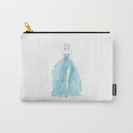 Floating Dress Carry-All Pouch
