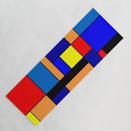 Mondrian #2 Yoga Mat