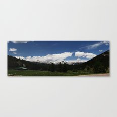 June Canvas Print