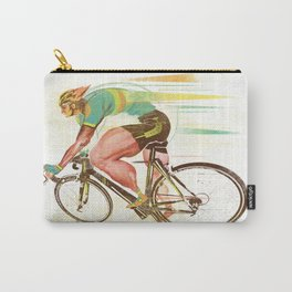 The Sprinter, Cycling Edition Carry-All Pouch
