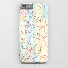 Attack of the Triangles. Slim Case iPhone 6s