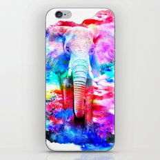 Elephant's Song iPhone & iPod Skin