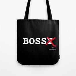 Boss - Black Tote Bag