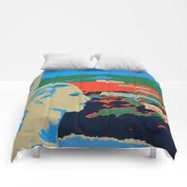 Hell Wonderland Comforters
