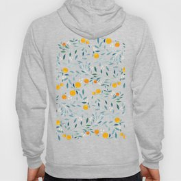 Orange Tree Hoody