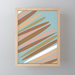 Staebchen II Framed Mini Art Print