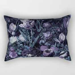 EXOTIC GARDEN - NIGHT XII Rectangular Pillow
