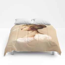 Smoking Jane Comforters