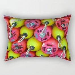 Floats By The Sea Rectangular Pillow