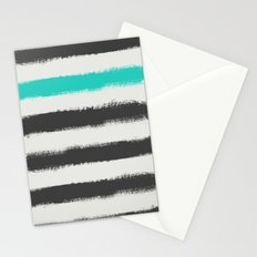 Paint Strokes  Stationery Cards