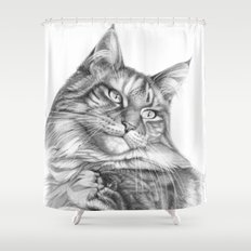 Maine Coon G113 Shower Curtain