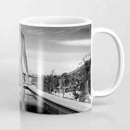 Bare Butt Black Pool Coffee Mug