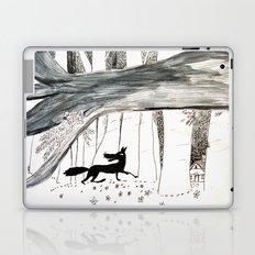 The Big Bad Wolf Laptop & iPad Skin