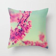 Spring Fling Throw Pillow
