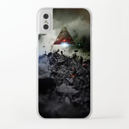 Age of Tomorrow Clear iPhone Case
