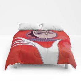 """Art Deco Design """"Compact - Vanities"""" Comforters"""