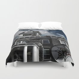 Being Normal Is Vastly Overrated Duvet Cover